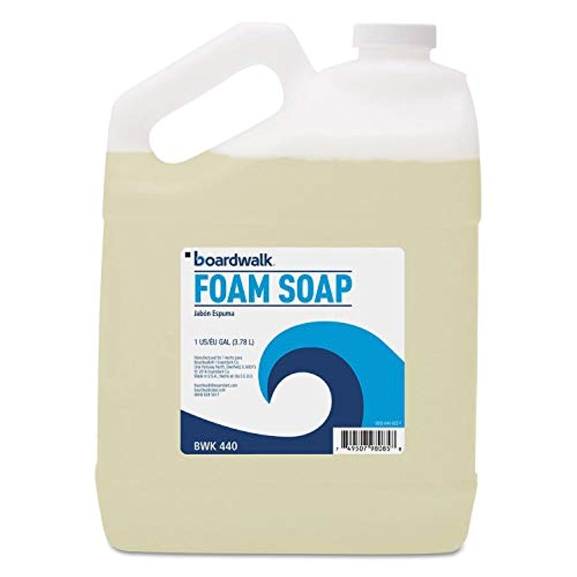 そばに集団的交通渋滞bwk440 – Boardwalk Foaming Hand Soap
