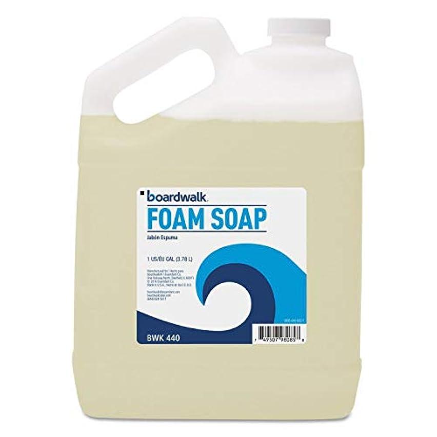 遠洋の現れる原子bwk440 – Boardwalk Foaming Hand Soap