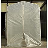 アルミフレーム温室 0.5坪タイプ FO-0.5型