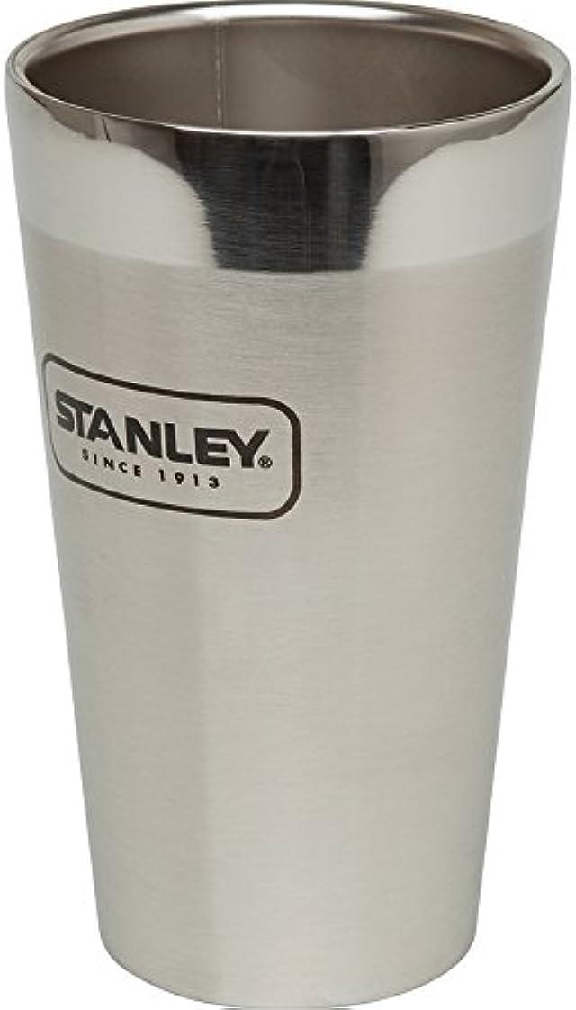 姿勢コメンテーター事前にStanley Adventure Stacking Vacuum Pint 16オンス ステンレス 10-02282-002