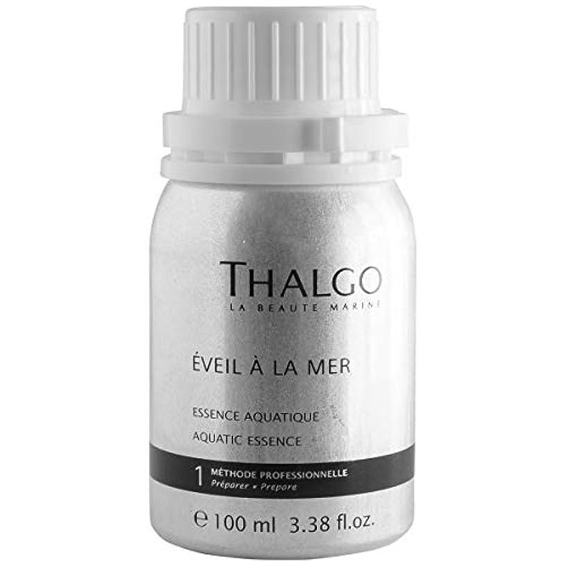 入射トロリーバス急降下タルゴ Eveil A La Mer Aquatic Essence (Salon Size) 100ml/3.38oz並行輸入品