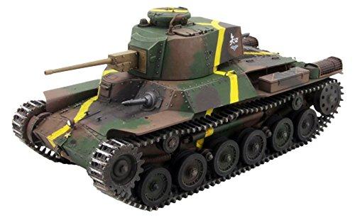ファインモールド ガールズ&パンツァー 九七式中戦車 新砲塔チハ 前期車台 1/35スケール プラモデル 41111