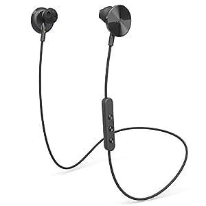 【国内正規品】i.am+ BUTTONS ワイヤレスイヤホン Bluetooth対応 ブラック I.AM.PLUS EPS V2BLACK