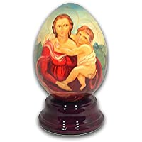 Madonna手描きREUGE Musical Egg 121. French Can Can - SWISS (+$45) SO1011