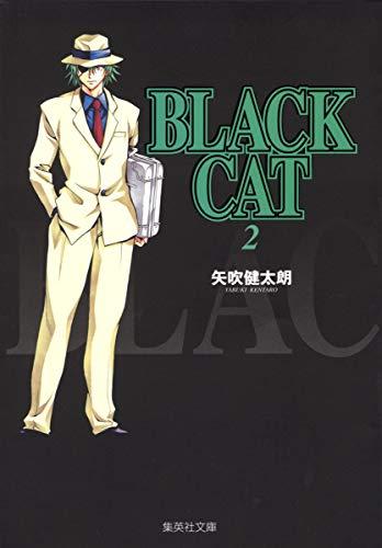 BLACK CAT 2 (集英社文庫(コミック版))の詳細を見る