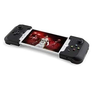 Gamevice ゲームヴァイスコントローラー iPhone、iPhone Plus (2017 モデル)用。 ブラック