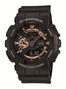 [カシオ]CASIO 腕時計 G-SHOCK ジーショック Rose Gold Series ローズゴールドシリーズ 【数量限定】 GA-110RG-1AJF メンズ GA-110RG-1AJF メンズ