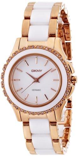 [ディーケーエヌワイ]DKNY 腕時計 CERAMIC NY8821 レディース 【正規輸入品】