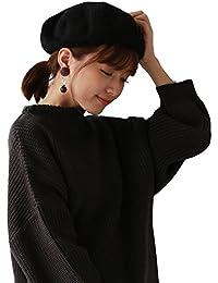 (フィールドシーン) FieldScene 帽子 シャギーベレー帽 レディース