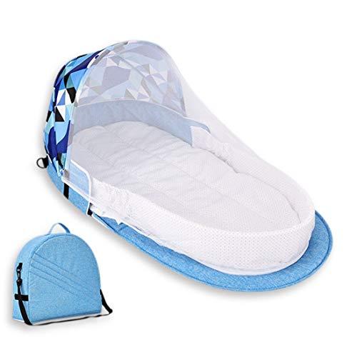 ベッドインベッド ベビーベッド コンパクトベッド 折りたた おみむつ換え 蚊帳付き 持ち運び便利 出産お祝い