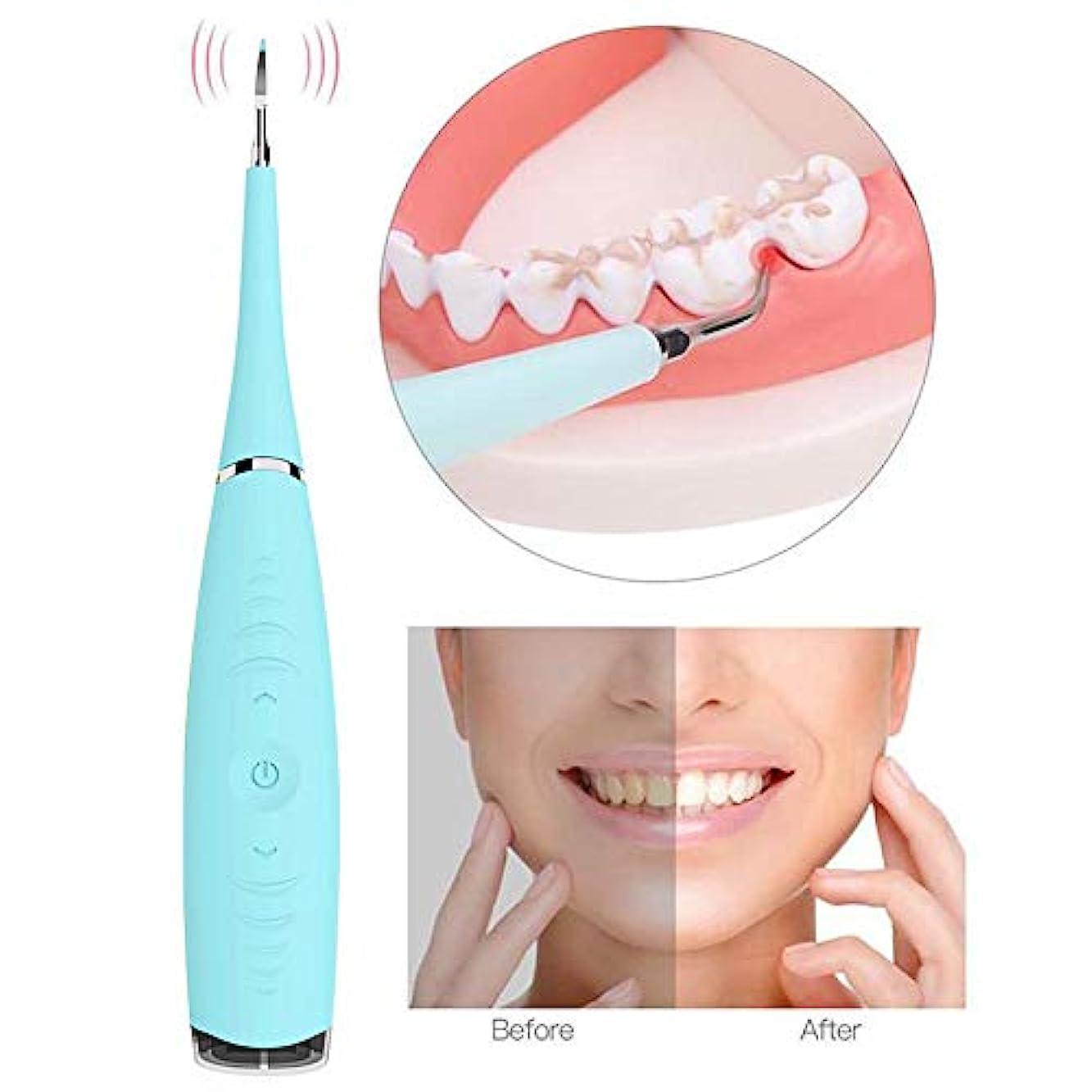 生産的重要従者歯石除去ホワイトニング歯石除去ポータブル家庭用歯石プラーク除去歯磨き粉用健康口腔衛生