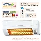 日立『ゆとらいふ』脱衣室暖房機 壁面取り付けタイプ(単相交流100V仕様)HDD-22S