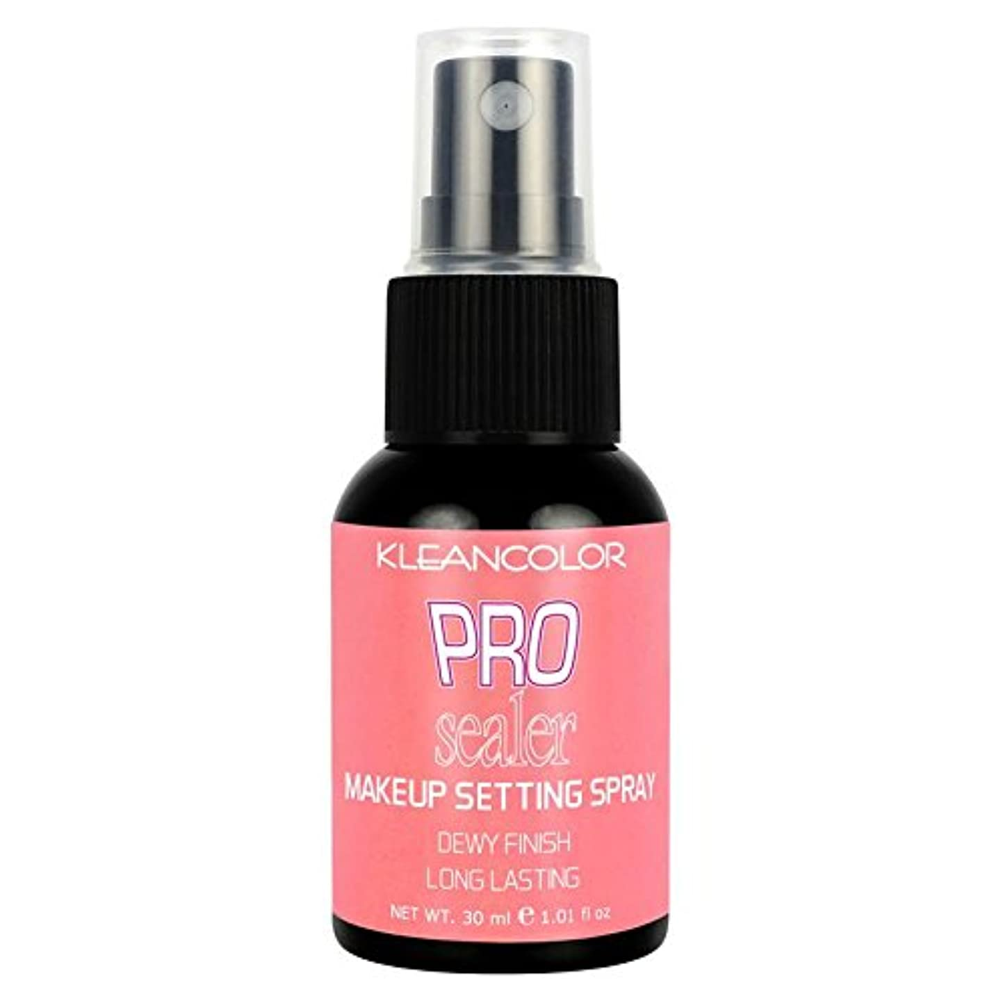 達成ストリップ勝つ(6 Pack) KLEANCOLOR Pro Sealer Makeup Setting Spray - Dewy Finish (並行輸入品)