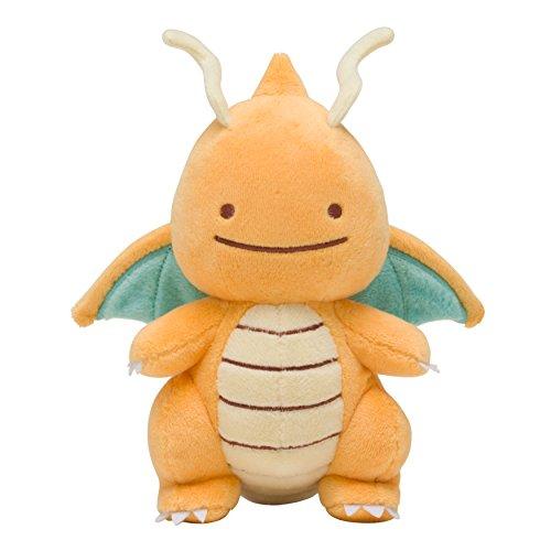 [해외]포켓몬 센터 오리지널 인형 변신! 메타 몬 망 나뇽/Pokemon Center Original Plush Doll Henshin! Metamomu Kai Lieu