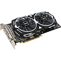 MSI RX 580 ARMOR 8G OC GAMING Radeon RX 580 GDDR5 8GB CrossFire VR Ready FinFET DirectX 12 Graphics Card [並行輸入品]