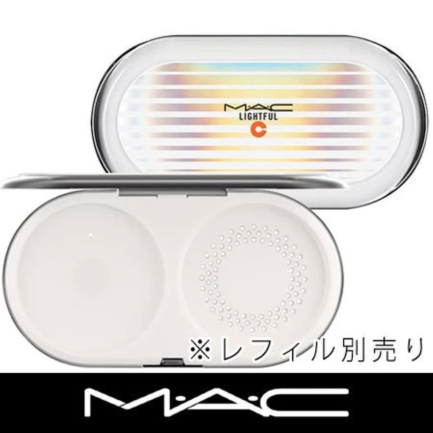 素晴らしさ称賛声を出してマック ライトフル C+ SPF 30 ファンデーション (ケースのみ) -M?A?C MAC-