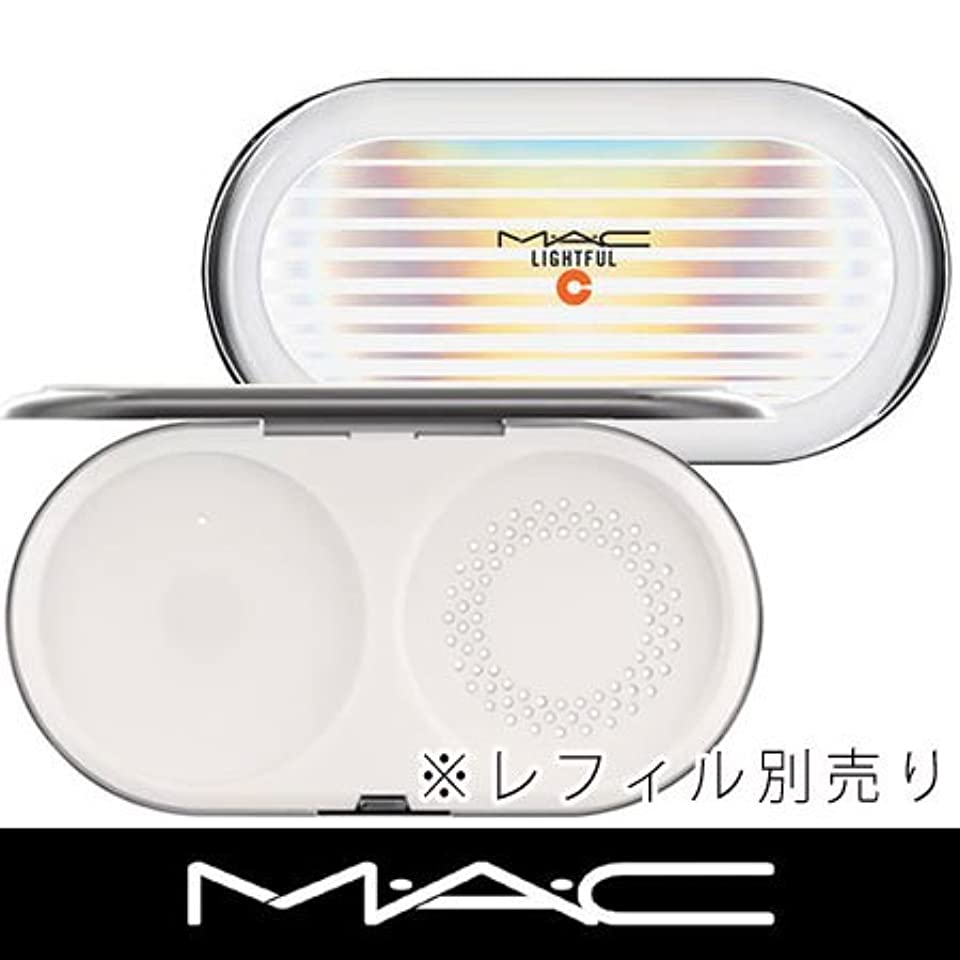 遠足メタルラインに応じてマック ライトフル C+ SPF 30 ファンデーション (ケースのみ) -M?A?C MAC-