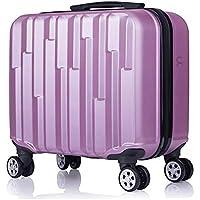 超軽量ABSハードシェルトラベル4スピナーホイールスーツケースキャビン手荷物、ライアンエアー、easyJet、ブリティッシュエアウェイズ、バージンアトランティック、フライビーおよびその他多くのために承認されました。