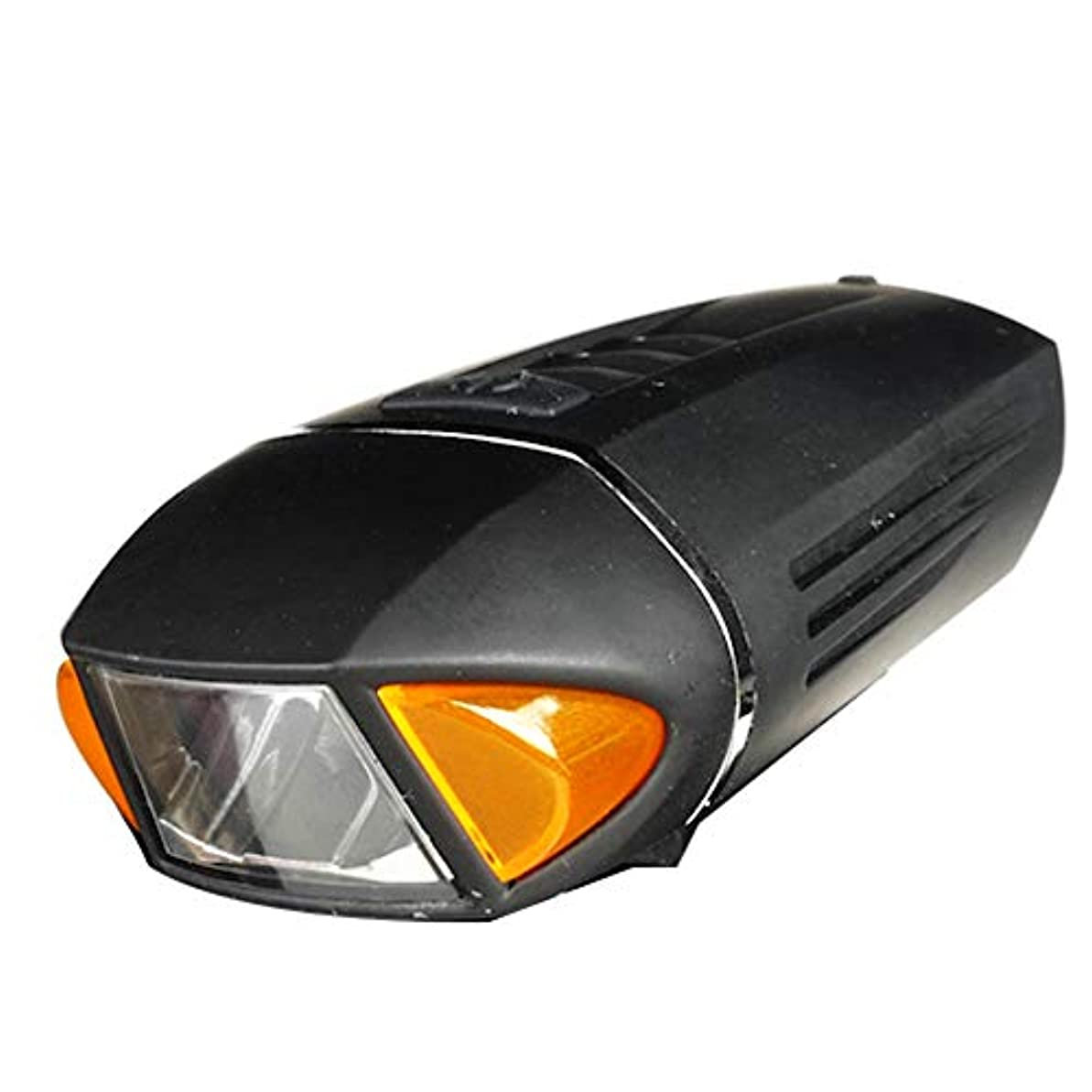 トレーニングお願いしますビヨン自転車ライト、ワイヤレスリモコンマウンテンバイクヘッドライト強力なライトホーンライト、機器アクセサリー防水USB充電車のヘッドライト YZRCRK