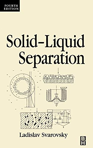 Download Solid-Liquid Separation, Fourth Edition 0750645687