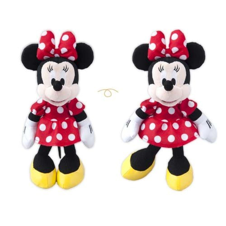 ミニーマウス ポージープラッシー ぬいぐるみ Minnie Mouse pozy plushy 2018年5月18日発売 【東京ディズニー?リゾート限定】