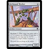 マジック:ザ・ギャザリング 【英語】 【ダークスティール】 電結の働き手/Arcbound Worker