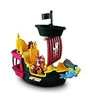 海外直輸入 マニア必見!Marvel マーベル Fisher-Price Hook\'s Jolly Roger Pirate Ship Play 正規品 大人気 フィギュア フィギア クリスマス 未発売 ホビー おもちゃ レア コレクション【JOY】