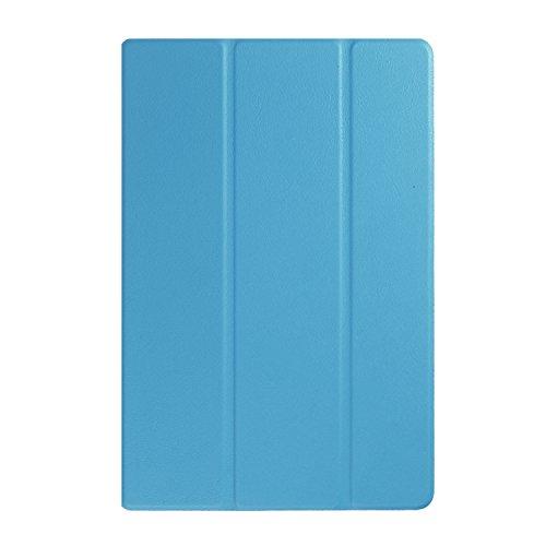 windykids 【保護フィルム 2枚 タッチペン付き】 Xperia Z2 tablet ケース SO-05F カバー ブルー SOT21 SGP511 SGP512 z2 タブレット スタンドケース スタンド スタンドカバー Z2tablet sony ソニー xperia-z2-tablet,(4set) xperia-z2-tablet,ブルー(4set)