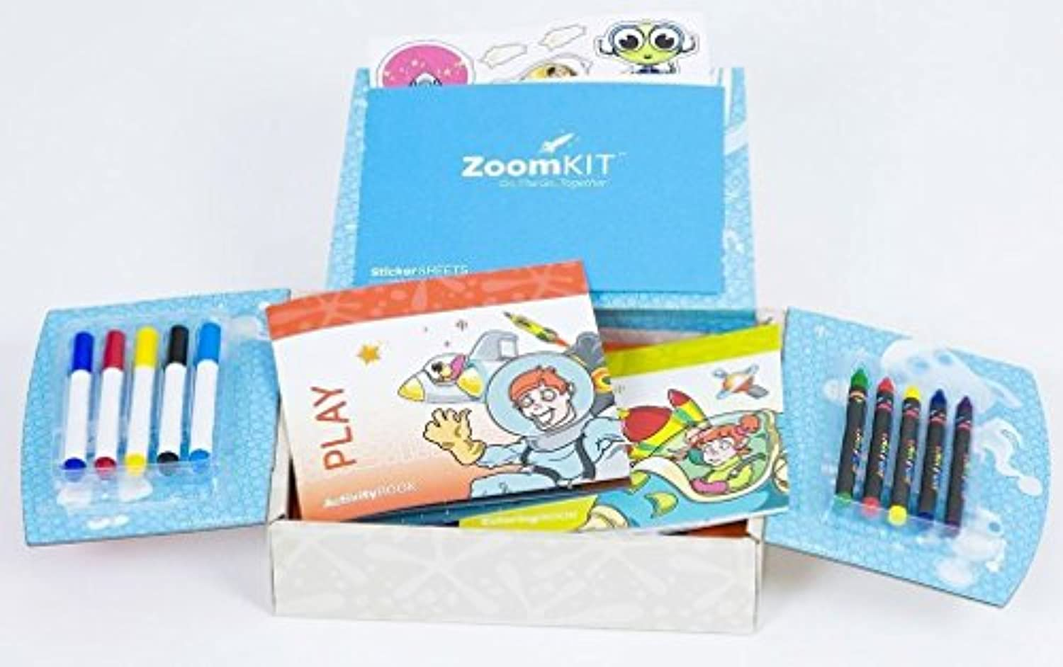 ZoomKIT Space Magic ZoomART Travel Friendly Creative Studio