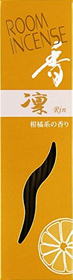 上向き苦悩変動する玉初堂のお香 ルームインセンス 香 凜 スティック型 #5561