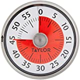 Taylor 82056 Countdown Indicator Timer, White/Red