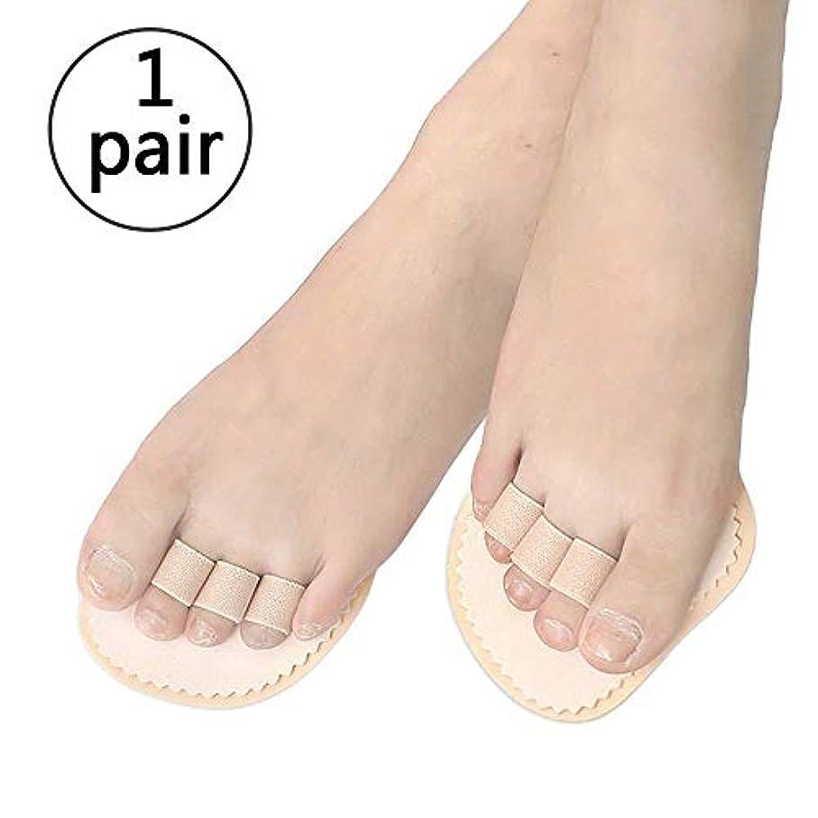痛み前部証拠つま先のセパレーター、つま先の爪のセパレーター、つま先の曲げ変形をサポートする痛みの軽減、包帯腱膜瘤上腕のつま先のセパレーター