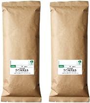 たぐち珈琲豆店 フレンチローストブレンド (スリムパッケージ・250g×2) 粗挽き