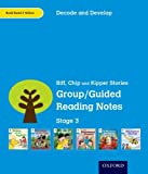 Oxford Reading Tree: Stage 3: Decode and Develop: Group/Guided Reading Notes