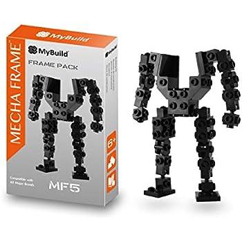 マイビルド (MyBuild) ブロックメカフレーム 可動ジョイント、革新ブロック、フレーム MF5