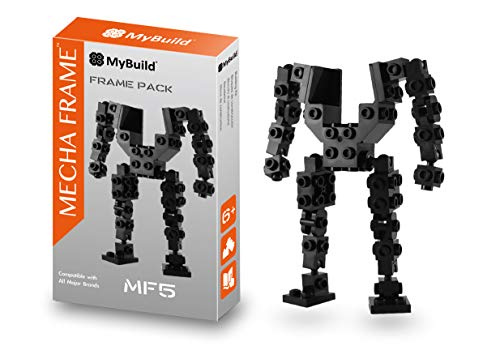 マイビルド (MyBuild) ブロックメカフレーム 可動ジョイント 革新ブロック