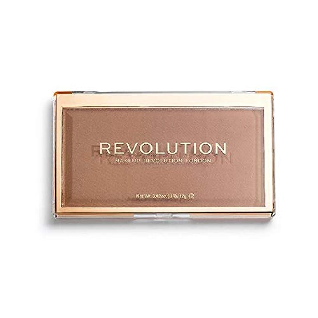 粘性の情熱的失業者[Revolution ] 回転マットベース粉末P18 - Revolution Matte Base Powder P18 [並行輸入品]