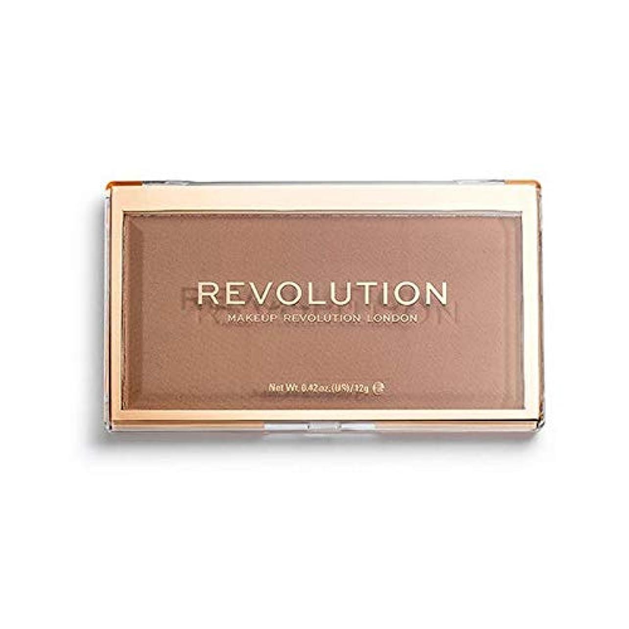 り空の誘発する[Revolution ] 回転マットベース粉末P18 - Revolution Matte Base Powder P18 [並行輸入品]