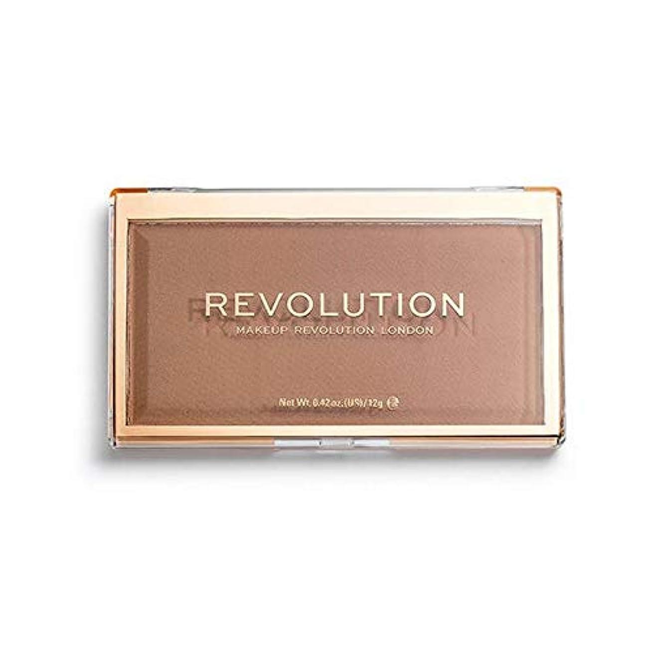 夏それ軌道[Revolution ] 回転マットベース粉末P18 - Revolution Matte Base Powder P18 [並行輸入品]