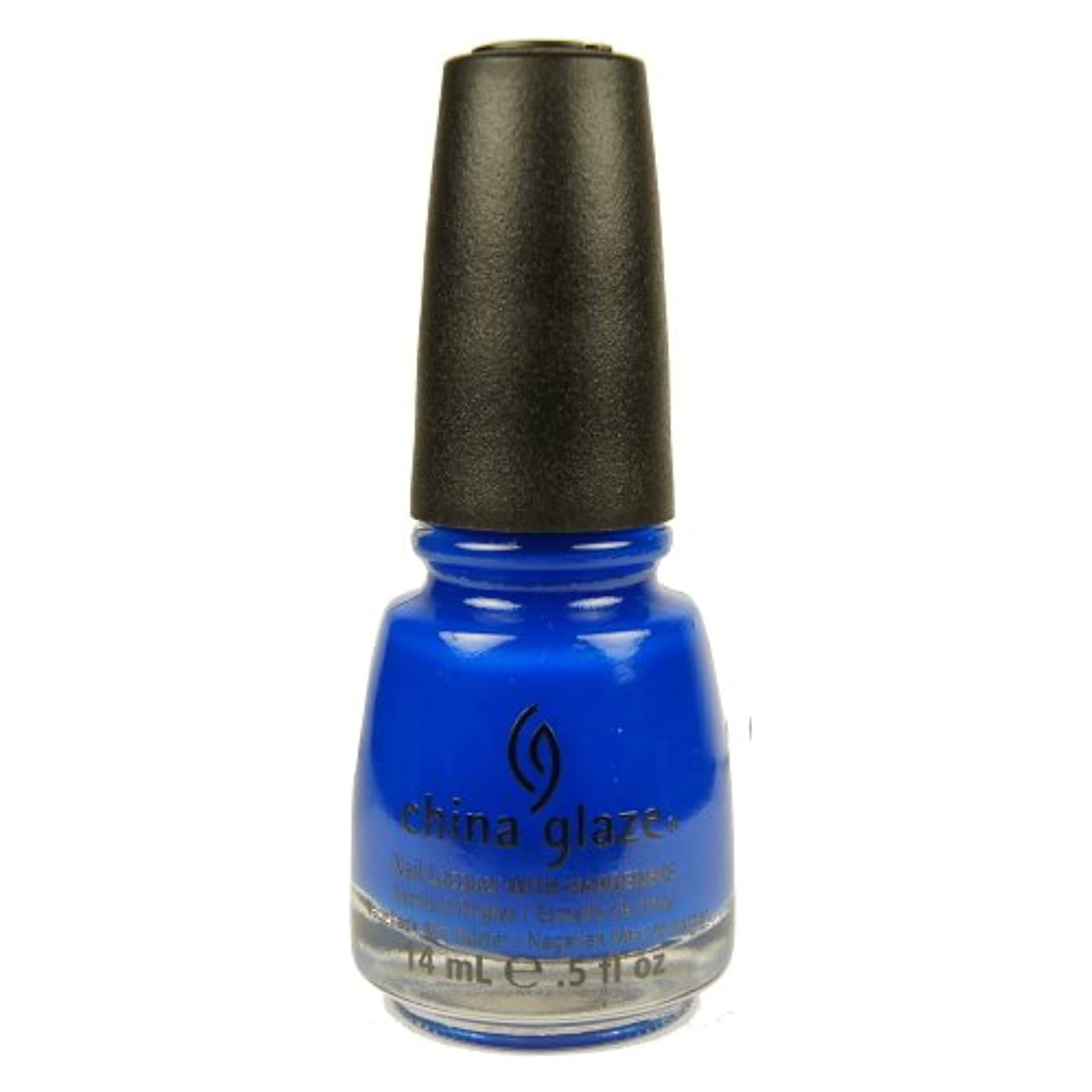 上院種をまく通信する(6 Pack) CHINA GLAZE Summer Neon Polish - Ride the Waves (並行輸入品)