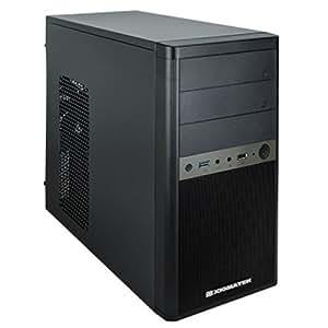 XIGMATEK  USB3.0  SSD対応  Micro-ATXミニタワーケース  HELIOS