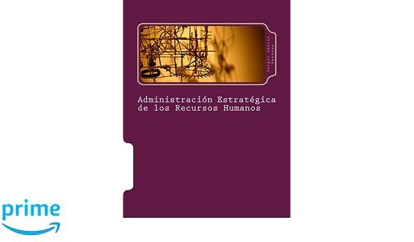 amazon administración estratégica de los recursos humanos