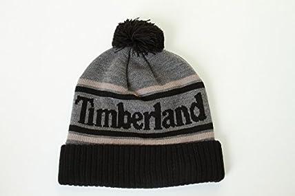Timber Land CLBCK CUFF BEANIE W/PON Knit Cap TH340338 ニットキャップ ティンバーランド ウィート ティンバー帽子 アウトドア