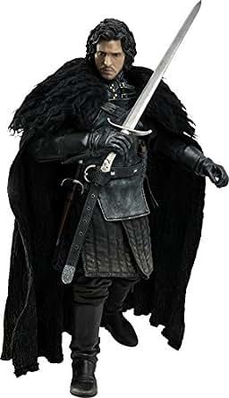 Game of Thrones Jon Snow 1/6スケール ABS&PVC製 塗装済み可動フィギュア