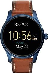 [フォッシル]FOSSIL 腕時計 Q MARSHAL スマートウォッチ FTW2106 メンズ 【正規輸入品】