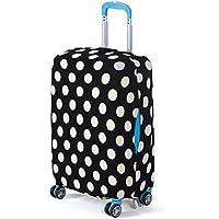 (ナチュシー) NatuSe スーツケース キャリーバッグ カバー 旅行 伸縮 素材 トランク 保護 汚れ 傷 防止 無地