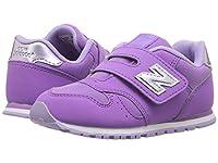[ニューバランス] New Balance Kids ガールズ KV373v1 (Infant/Toddler) スニーカー Purple/Lilac 6 Toddler(13cm) - M [並行輸入品]