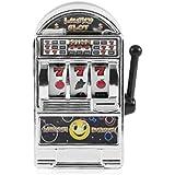 Swiftgood 面白いおもちゃメタルミニラッキースロットマシンエンターテイメントツール