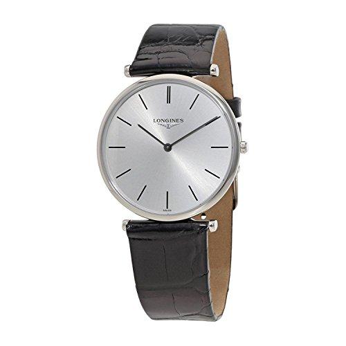 [ロンジン] Longines 腕時計 La Grande Classique Silver Dial Mens Watch クォーツ L4.755.4.72.2 【並行輸入品】