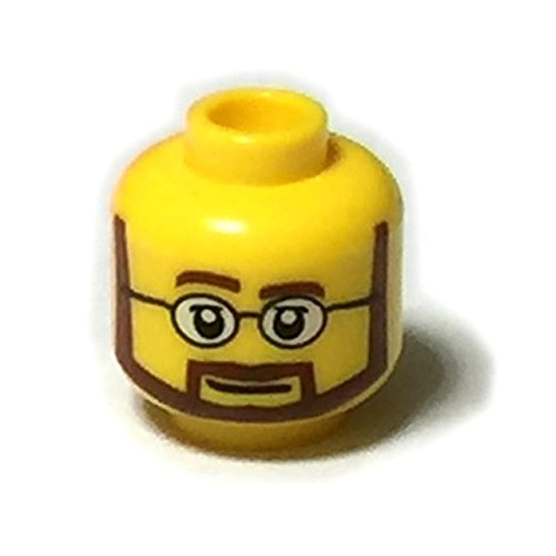 LEGOブロック?純正パーツ<ミニフィギュア?ヘッド>Yellow?3626cpb0267【並行輸入品】